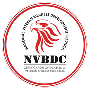 veteran owned business association logo