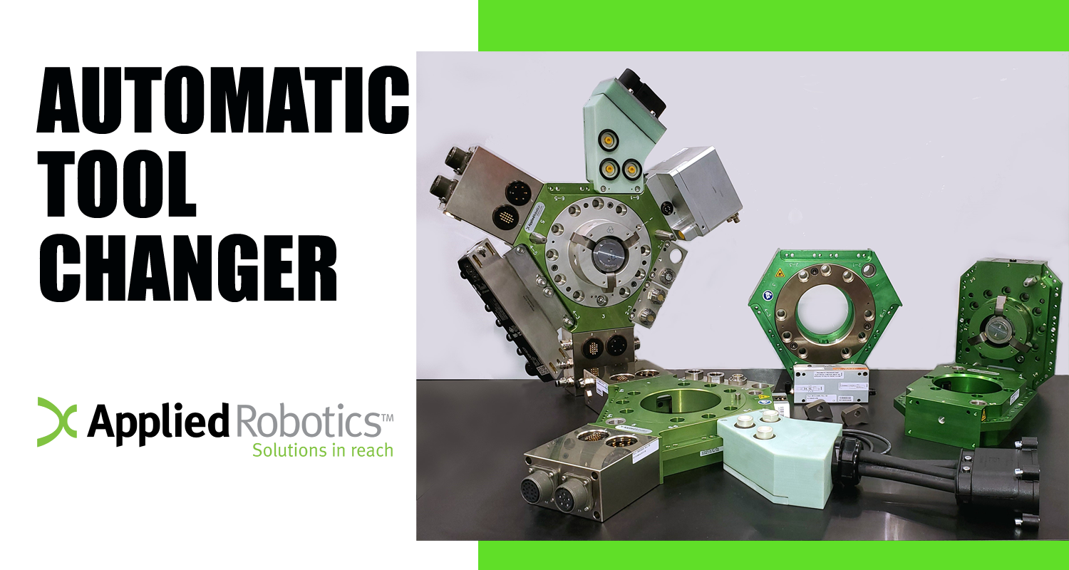 Applied Robotics: Epsilon™ Automatic Tool Changer Family